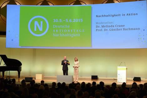 Eröffnung der Jahreskonferenz des Rats für Nachhaltige Entwicklung 2015
