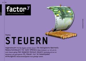 """Titelbild des Magazins """"Steuern"""", Download bei Klick"""
