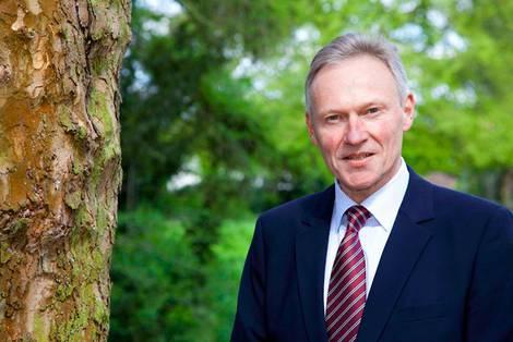 Winfried Eismann, Vorstandsvorsitzender future e.V. – verantwortung unternehmen