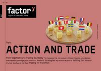factory magazine title Action and Trade