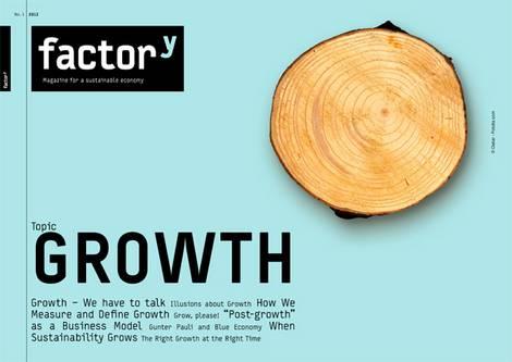Titel der englischsprachigen Ausgabe factory Wachstum: Growth
