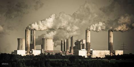 Braunkohlekraftwerk Frimmersdorf