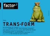 "Titelbild des Themenhefts ""Trans-Form"""
