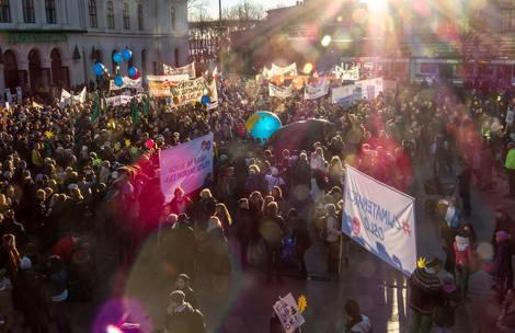 Climate March Oslo 2015