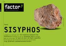 """Titelbild des Themenhefts """"Sisyphos"""""""