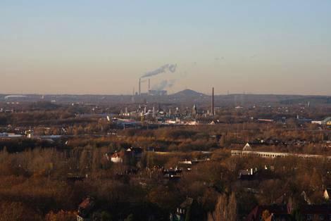 Industrielandschaft Ruhrgebiet