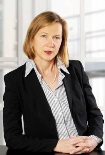 Portraitbild von Christa Reicher, Professorin für Städtebau an der TU Dortmund