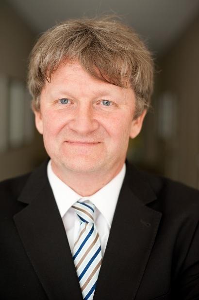 Helge Peukert im Portrait