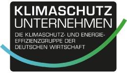 Logo der Initiative Klimaschutzunternehmen