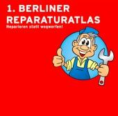 Titelbild des ersten Berliner Reparaturatlas